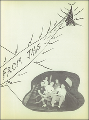 Page 7, 1952 Edition, Baugo Township High School - School Bell Echoes Yearbook (Elkhart, IN) online yearbook collection