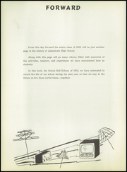 Page 8, 1952 Edition, Baugo Township High School - School Bell Echoes Yearbook (Elkhart, IN) online yearbook collection
