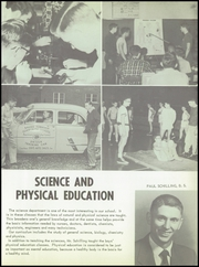 Page 13, 1954 Edition, Baugo Township High School - School Bell Echoes Yearbook (Elkhart, IN) online yearbook collection