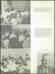 Page 15, 1954 Edition, Baugo Township High School - School Bell Echoes Yearbook (Elkhart, IN) online yearbook collection