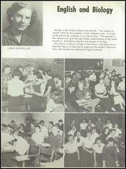 Page 16, 1954 Edition, Baugo Township High School - School Bell Echoes Yearbook (Elkhart, IN) online yearbook collection