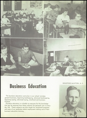 Page 17, 1954 Edition, Baugo Township High School - School Bell Echoes Yearbook (Elkhart, IN) online yearbook collection