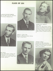 Page 37, 1954 Edition, Baugo Township High School - School Bell Echoes Yearbook (Elkhart, IN) online yearbook collection