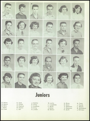 Page 49, 1954 Edition, Baugo Township High School - School Bell Echoes Yearbook (Elkhart, IN) online yearbook collection