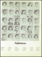 Page 51, 1954 Edition, Baugo Township High School - School Bell Echoes Yearbook (Elkhart, IN) online yearbook collection