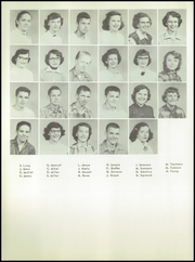 Page 52, 1954 Edition, Baugo Township High School - School Bell Echoes Yearbook (Elkhart, IN) online yearbook collection