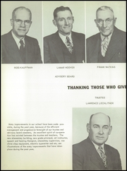 Page 8, 1954 Edition, Baugo Township High School - School Bell Echoes Yearbook (Elkhart, IN) online yearbook collection