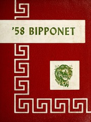 Page 1, 1958 Edition, Bippus High School - Bipponet Yearbook (Bippus, IN) online yearbook collection