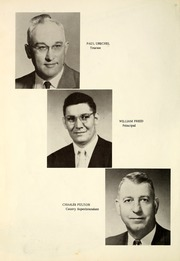 Page 10, 1958 Edition, Bippus High School - Bipponet Yearbook (Bippus, IN) online yearbook collection