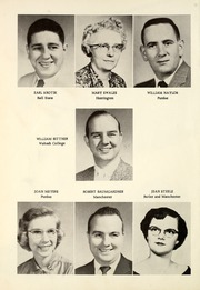 Page 12, 1958 Edition, Bippus High School - Bipponet Yearbook (Bippus, IN) online yearbook collection