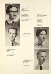 Page 16, 1958 Edition, Bippus High School - Bipponet Yearbook (Bippus, IN) online yearbook collection