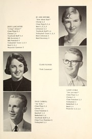Page 17, 1958 Edition, Bippus High School - Bipponet Yearbook (Bippus, IN) online yearbook collection