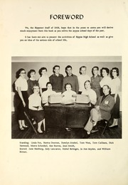 Page 6, 1958 Edition, Bippus High School - Bipponet Yearbook (Bippus, IN) online yearbook collection