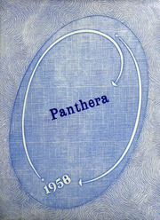 Page 1, 1958 Edition, Boggstown High School - Panthera Yearbook (Boggstown, IN) online yearbook collection