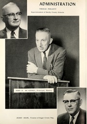 Page 6, 1958 Edition, Boggstown High School - Panthera Yearbook (Boggstown, IN) online yearbook collection