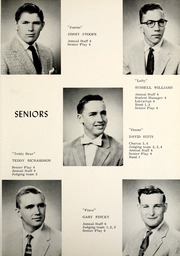 Page 9, 1958 Edition, Boggstown High School - Panthera Yearbook (Boggstown, IN) online yearbook collection