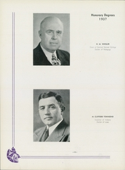 Page 16, 1938 Edition, Central Normal College - Centralian Yearbook (Danville, IN) online yearbook collection