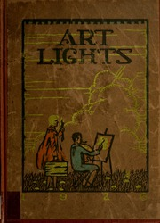 1926 Edition, Fort Wayne Art School - Art Lights Yearbook (Fort Wayne, IN)