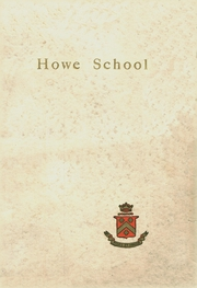 1916 Edition, Howe Military School - Tatler Yearbook (Howe, IN)