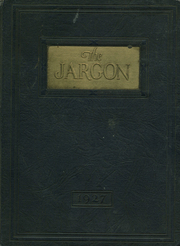 Page 1, 1927 Edition, Judyville High School - Jargon Yearbook (Judyville, IN) online yearbook collection