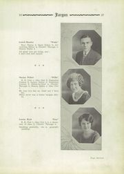 Page 17, 1927 Edition, Judyville High School - Jargon Yearbook (Judyville, IN) online yearbook collection