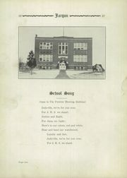 Page 6, 1927 Edition, Judyville High School - Jargon Yearbook (Judyville, IN) online yearbook collection