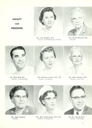 Page 13, 1960 Edition, Lutheran Hospital School of Nursing - Appendix Yearbook (Fort Wayne, IN) online yearbook collection