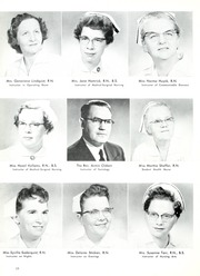 Page 14, 1960 Edition, Lutheran Hospital School of Nursing - Appendix Yearbook (Fort Wayne, IN) online yearbook collection