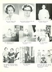 Page 15, 1960 Edition, Lutheran Hospital School of Nursing - Appendix Yearbook (Fort Wayne, IN) online yearbook collection