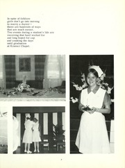 Page 11, 1970 Edition, Lutheran Hospital School of Nursing - Appendix Yearbook (Fort Wayne, IN) online yearbook collection