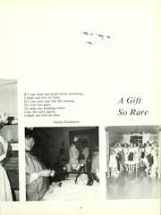 Page 7, 1970 Edition, Lutheran Hospital School of Nursing - Appendix Yearbook (Fort Wayne, IN) online yearbook collection