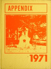 1971 Edition, Lutheran Hospital School of Nursing - Appendix Yearbook (Fort Wayne, IN)