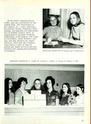Page 15, 1974 Edition, Lutheran Hospital School of Nursing - Appendix Yearbook (Fort Wayne, IN) online yearbook collection