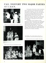 Page 8, 1974 Edition, Lutheran Hospital School of Nursing - Appendix Yearbook (Fort Wayne, IN) online yearbook collection