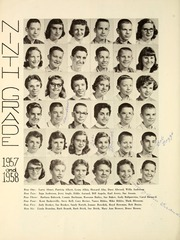 Page 10, 1958 Edition, North Side Junior High School - Huskie Highlights Yearbook (Elkhart, IN) online yearbook collection