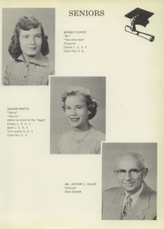 Page 13, 1956 Edition, Pine Township High School - Eagle Yearbook (Otterbein, IN) online yearbook collection