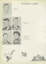 Page 20, 1956 Edition, Pine Township High School - Eagle Yearbook (Otterbein, IN) online yearbook collection