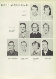 Page 21, 1956 Edition, Pine Township High School - Eagle Yearbook (Otterbein, IN) online yearbook collection