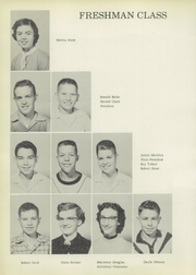 Page 22, 1956 Edition, Pine Township High School - Eagle Yearbook (Otterbein, IN) online yearbook collection