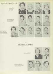 Page 23, 1956 Edition, Pine Township High School - Eagle Yearbook (Otterbein, IN) online yearbook collection