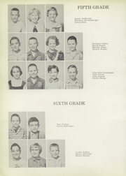 Page 24, 1956 Edition, Pine Township High School - Eagle Yearbook (Otterbein, IN) online yearbook collection