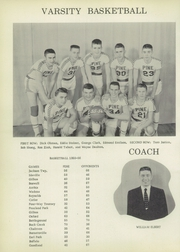 Page 28, 1956 Edition, Pine Township High School - Eagle Yearbook (Otterbein, IN) online yearbook collection