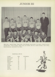 Page 31, 1956 Edition, Pine Township High School - Eagle Yearbook (Otterbein, IN) online yearbook collection