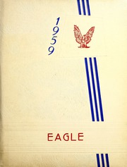 Page 1, 1959 Edition, Pine Township High School - Eagle Yearbook (Otterbein, IN) online yearbook collection