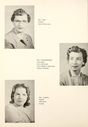 Page 10, 1959 Edition, Pine Township High School - Eagle Yearbook (Otterbein, IN) online yearbook collection
