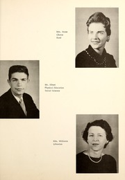 Page 11, 1959 Edition, Pine Township High School - Eagle Yearbook (Otterbein, IN) online yearbook collection