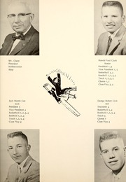 Page 17, 1959 Edition, Pine Township High School - Eagle Yearbook (Otterbein, IN) online yearbook collection