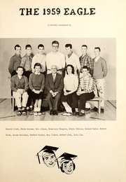 Page 5, 1959 Edition, Pine Township High School - Eagle Yearbook (Otterbein, IN) online yearbook collection
