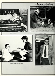 Page 8, 1983 Edition, Purdue University School of Veterinary Medicine - Anamnesis Yearbook (West Lafayette, IN) online yearbook collection