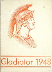 1948 Edition, Rome City High School - Gladiator Yearbook (Rome City, IN)